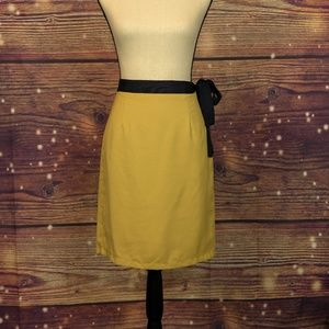 Comme Toi A-Line skirt Size M